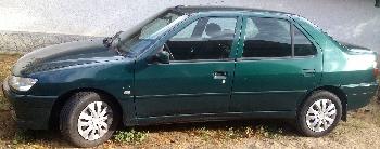 Apró Net/: Eladó egy benzines, klímás, folyamatosan márkaszervízben javíttatott  Peugeot 306-os friss műszakival